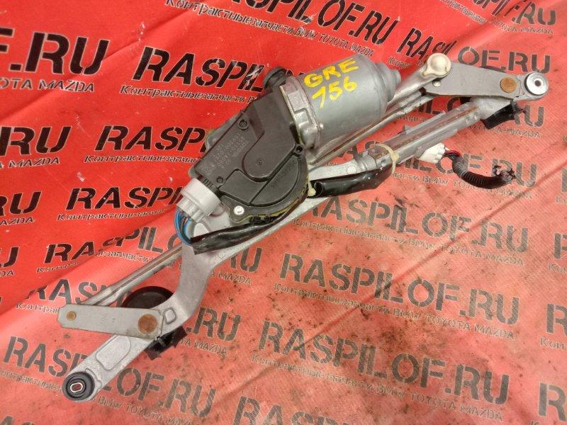 Трапеция дворников Toyota Blade GRE156 2GR-FE 2007