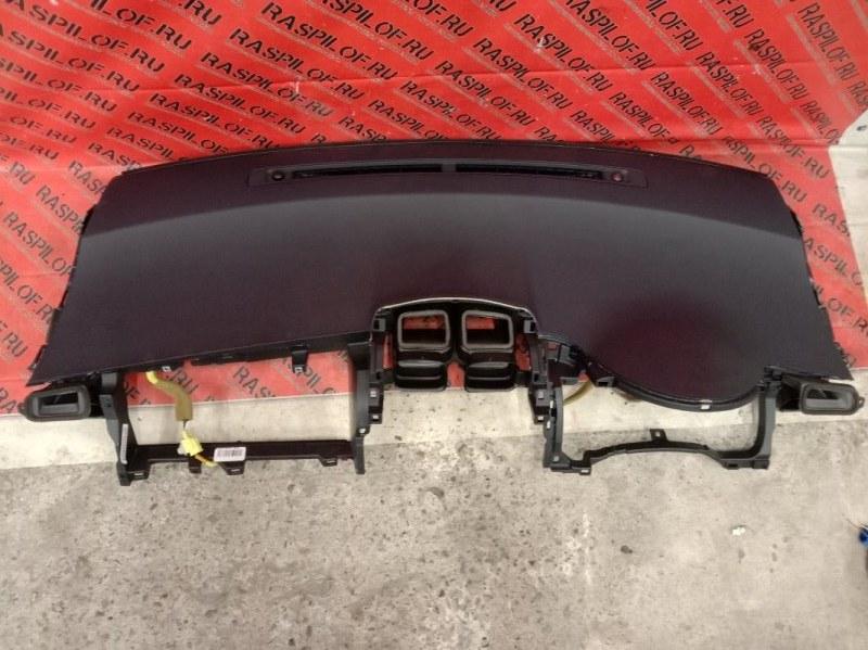 Панель передняя в салон Toyota Blade GRE156 2GR-FE 2007