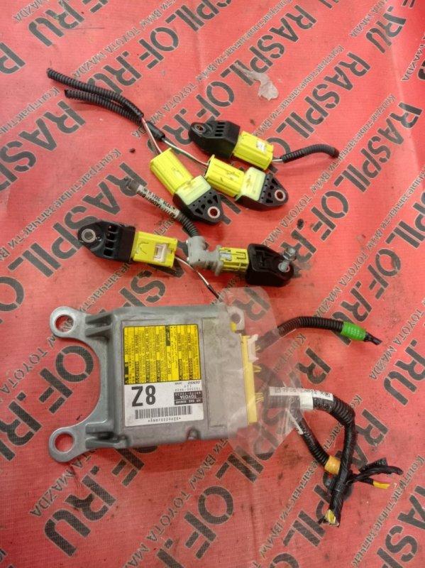Блок управления air bag Toyota Blade GRE156 2GR-FE 2007