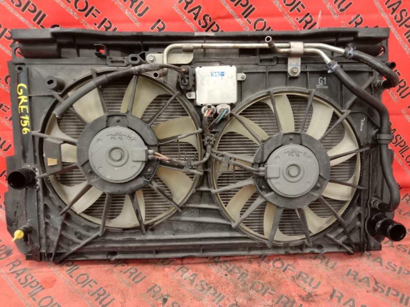 Радиатор двигателя Toyota Blade GRE156 2GR-FE 2007