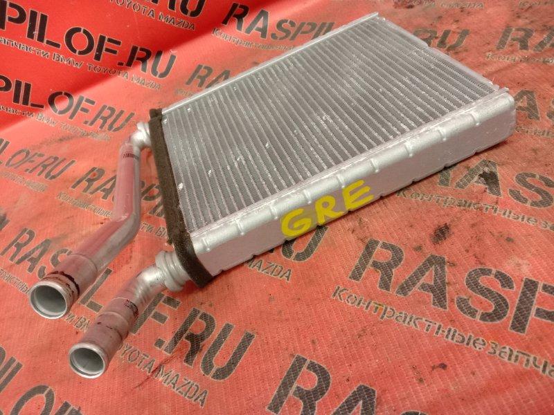 Радиатор отопителя Toyota Auris NZE151 1NZ-FE 2006
