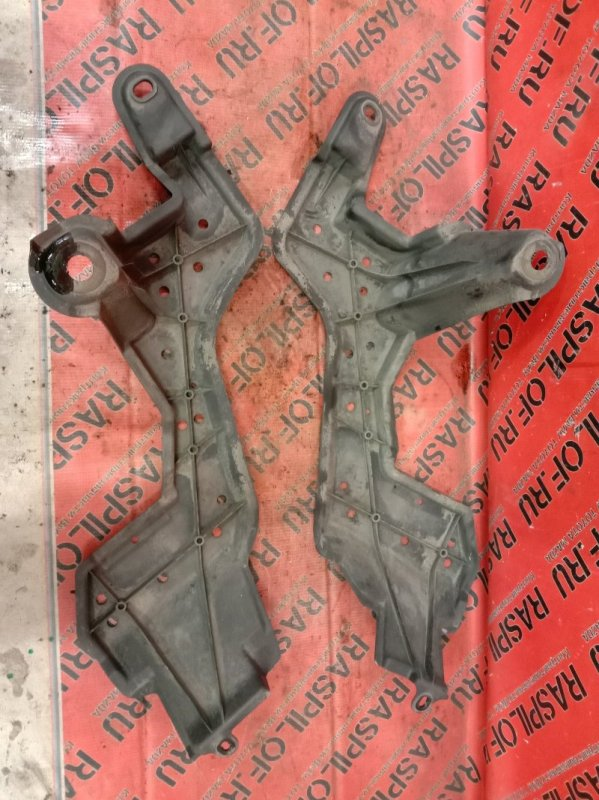 Пластиковая защита Toyota Blade GRE156 2GR-FE 2007 задняя нижняя