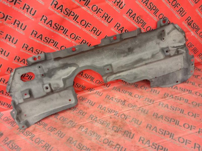 Пластиковая защита Toyota Blade GRE156 2GR-FE 2007 передняя нижняя