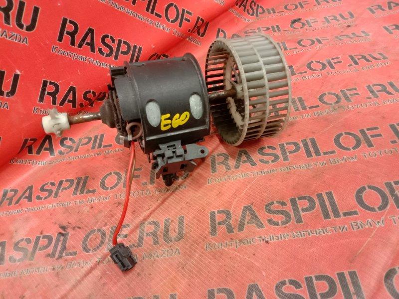 Вентилятор печки Bmw 5-Series E60 N52B25 2006