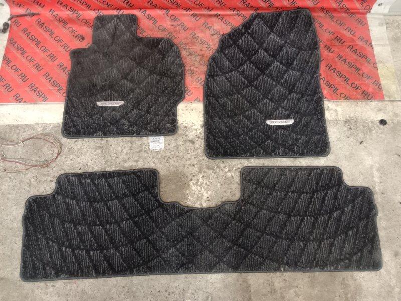 Коврики в салон Toyota Blade GRE156 2GR-FE 2007