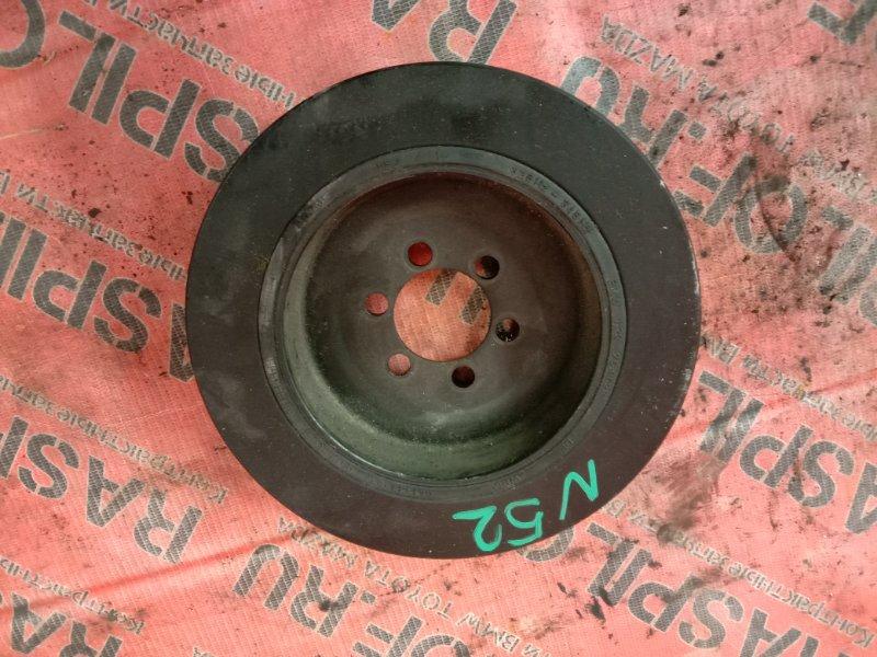 Шкив коленвала Bmw 5-Series E60 N52B25 2005