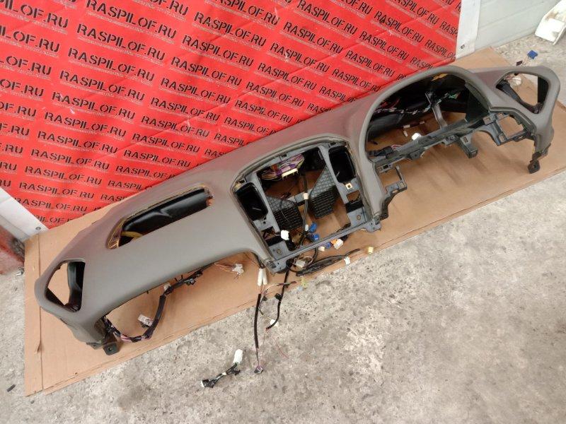 Панель передняя в салон Toyota Harrier MCU15 1MZ-FE 2000