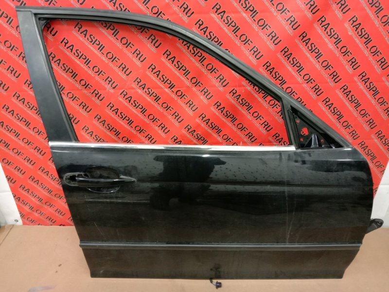 Дверь боковая Bmw 3-Series E46 M54B22 2001 передняя правая