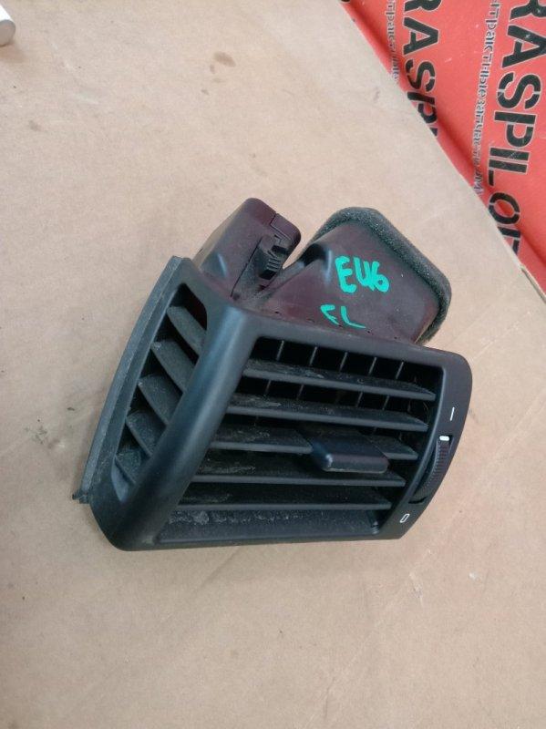 Дефлектор воздушный Bmw 3-Series E46 M54B22 2001 левый