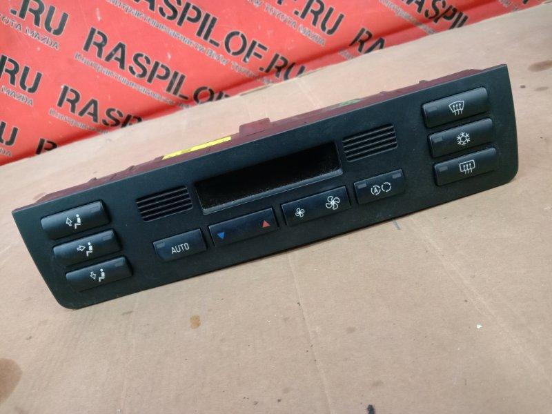 Блок управления климат-контролем Bmw 3-Series E46 M54B22 2001