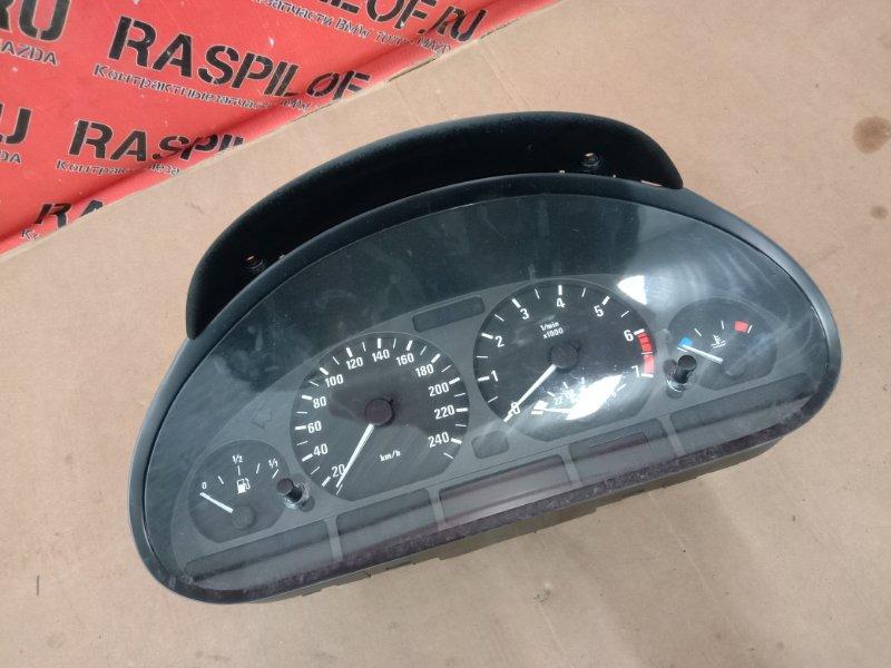Комбинация приборов Bmw 3-Series E46 M54B22 2001
