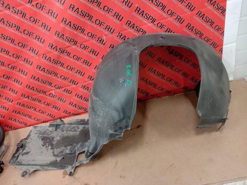 Подкрылок Bmw 3-Series E46 M54B22 2001 передний левый