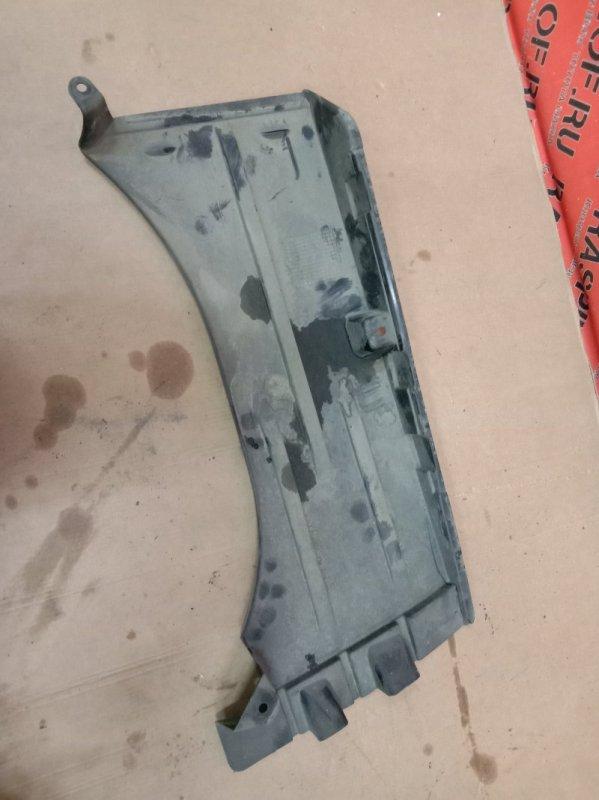 Пластиковая защита Bmw 3-Series E46 M54B22 2001 задняя правая