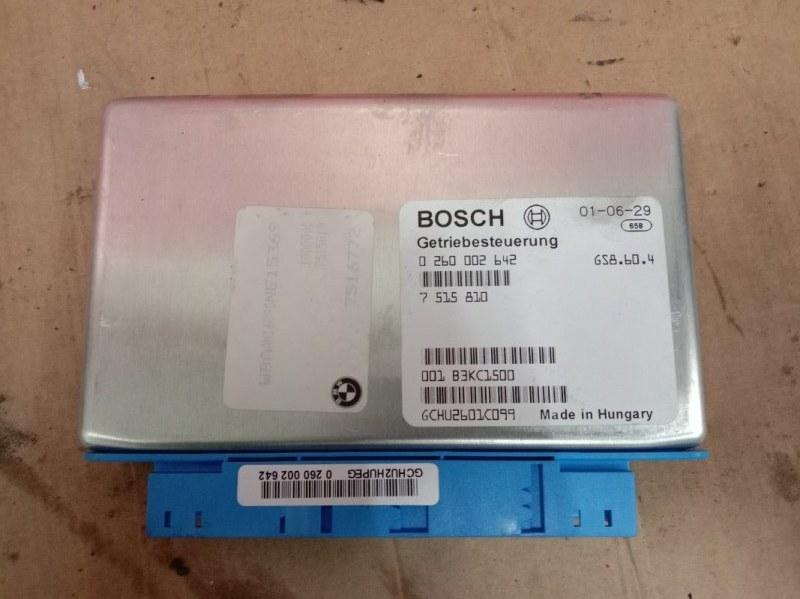 Блок управления Bmw 3-Series E46 M54B22 2001