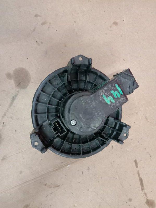 Вентилятор печки Toyota Corolla Fielder NZE144 1NZ-FE 2009