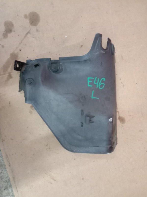 Пластиковая защита Bmw 3-Series E46 M54B22 2001