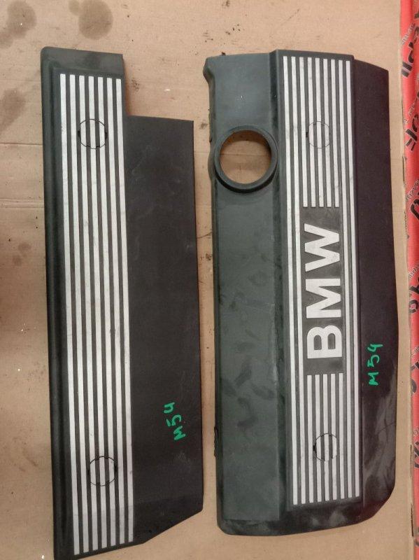Крышка на двигатель декоративная Bmw 3-Series E46 M54B22 2001