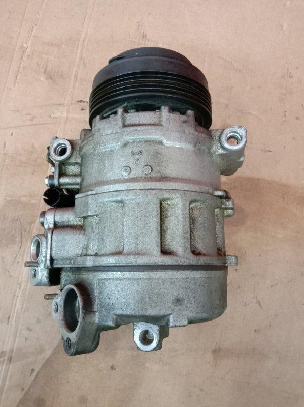 Компрессор кондиционера Bmw 3-Series E46 M54B22 2001