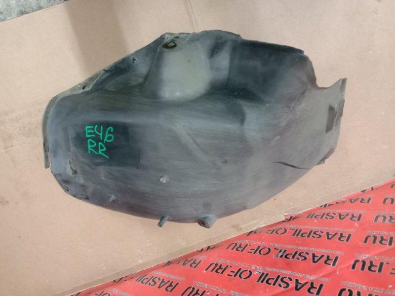 Подкрылок Bmw 3-Series E46 M54B22 2001 задний правый