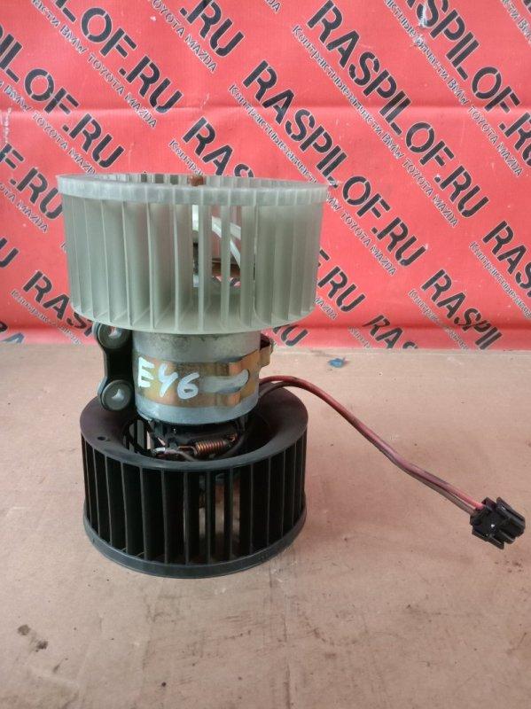 Вентилятор печки Bmw 3-Series E46 M54B22 2001