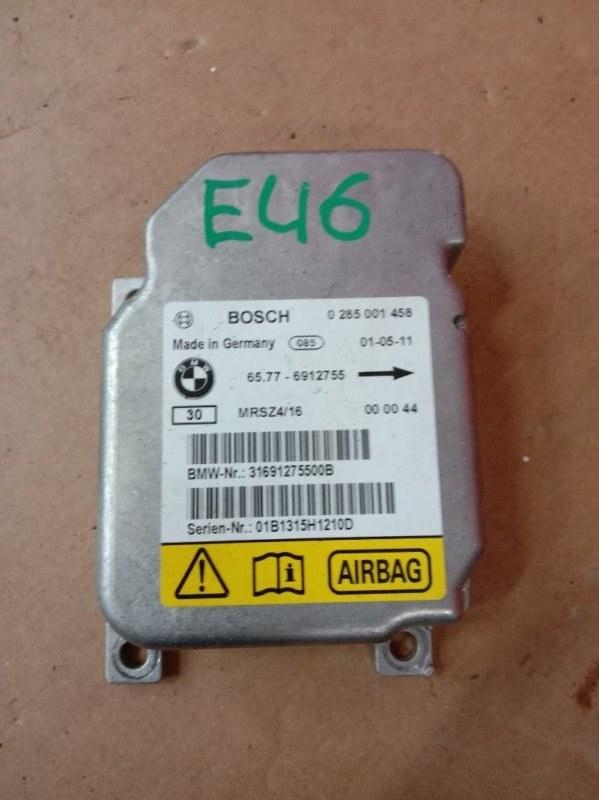 Блок управления air bag Bmw 3-Series E46 M54B22 2001