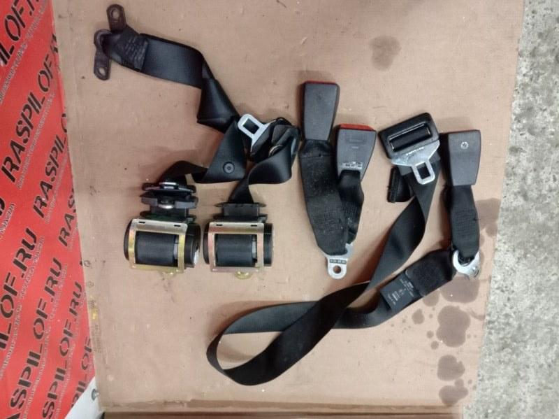 Ремень безопасности Bmw 3-Series E46 M54B22 2001 задний