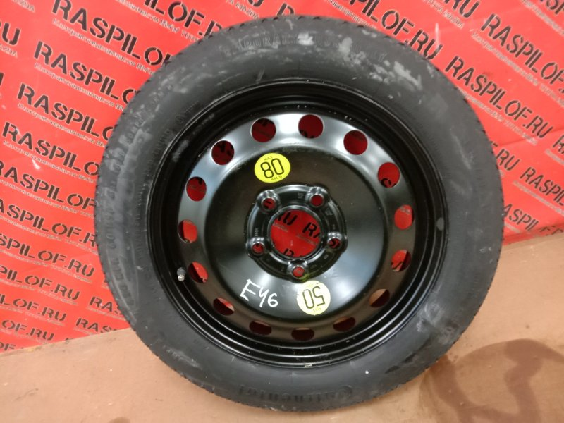 Запасное колесо Bmw 3-Series E46 M54B22 2001