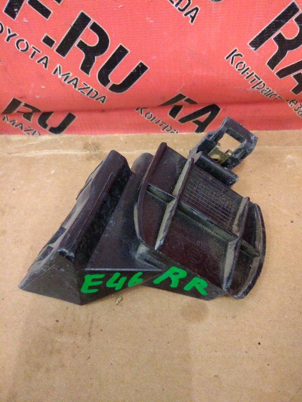 Клипса бампера Bmw 3-Series E46 M54B22 2001 задняя правая