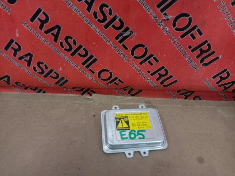 Блок розжига ксенона Bmw 7-Series E65 N62B48 2007