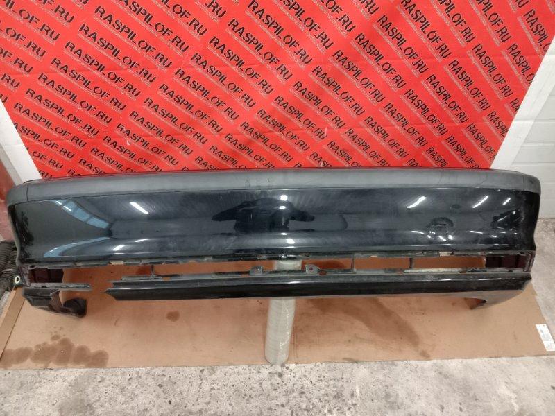 Бампер Bmw 3-Series E46 M54B22 2001 задний