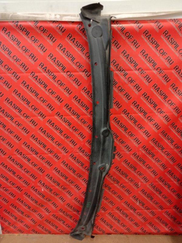 Решетка под дворники ( жабо) Bmw X5 E53 N62B44 2004
