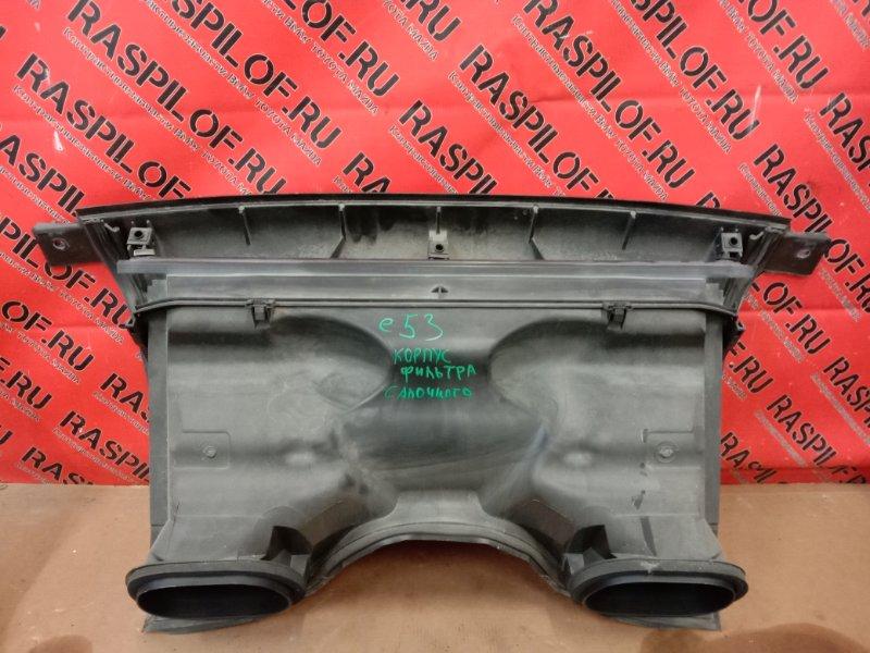 Воздухозаборник Bmw X5-Series E53 N62B44 2004