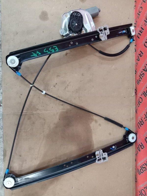 Стеклоподъемник Bmw X5-Series E53 N62B44 2004 передний правый
