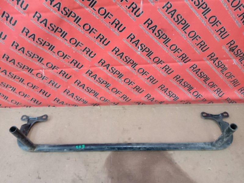 Усилитель бампера Bmw X5 E53 N62B44 2004 нижний