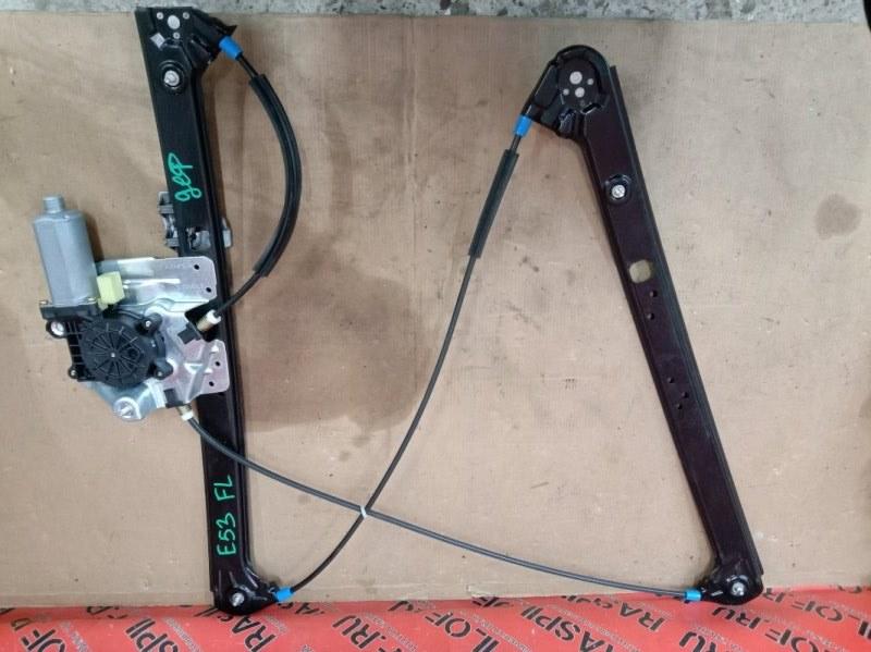 Стеклоподъемник Bmw X5-Series E53 N62B44 2004 передний левый