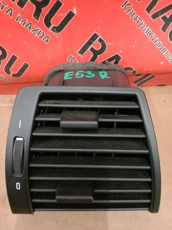 Дефлектор воздушный Bmw X5-Series E53 N62B44 2004 правый