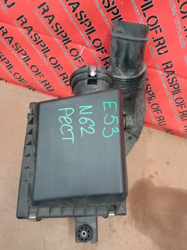 Корпус воздушного фильтра Bmw X5 E53 N62B44 2004