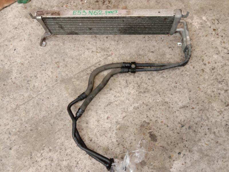 Радиатор масляный Bmw X5 E53 N62B44 2004