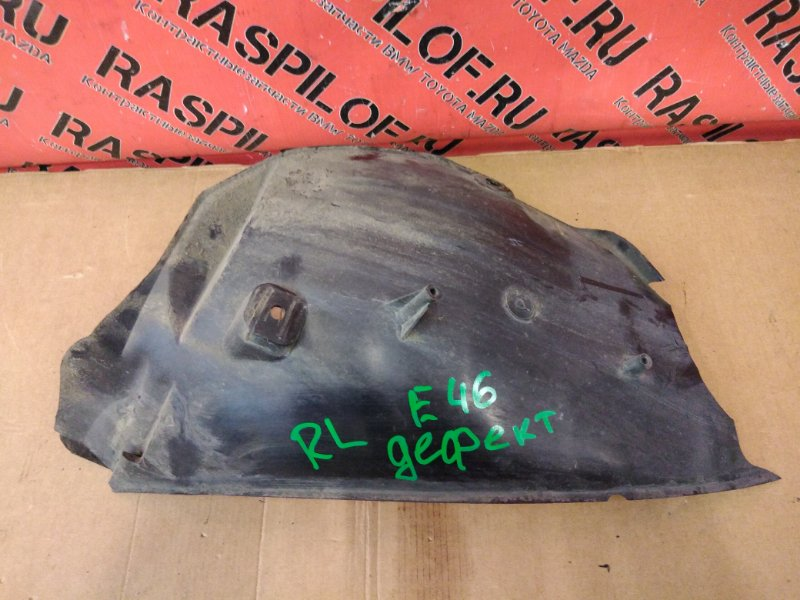Подкрылок Bmw 3-Series E46 M54B22 2001 задний левый
