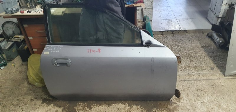 Дверь боковая Honda Prelude BB6 H22A 1998 передняя правая