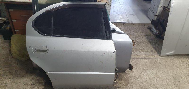 Дверь боковая Toyota Camry SV40 3S-FE 1995 задняя правая