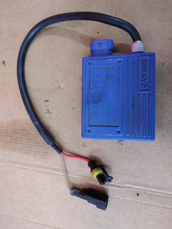 Блок розжига ксенона Bmw 3-Series E46 M54B22 2001
