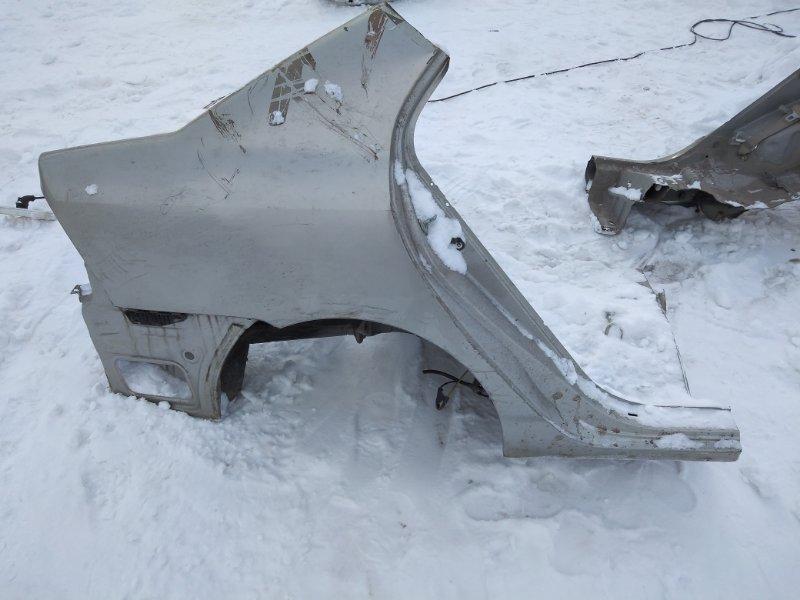 Крыло Toyota Corolla NZE121 1NZ-FE 2001 заднее правое
