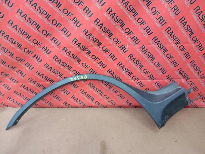 Накладка на крыло Bmw X5-Series E53 N62B44 2004 задняя правая