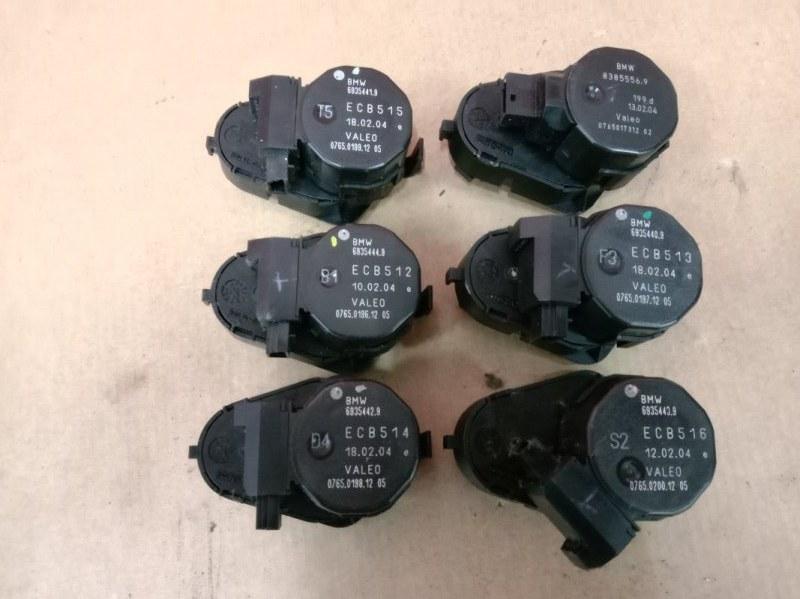 Привод заслонок отопителя Bmw X5-Series E53 M54B30 2001