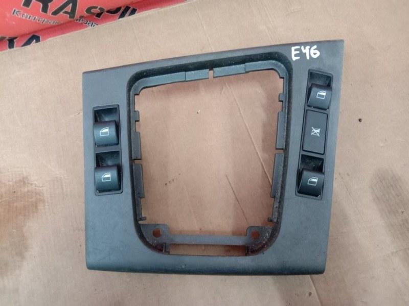Блок управления стеклоподъемниками Bmw 3-Series E46 N46B20 2004