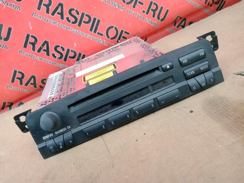 Магнитола Bmw 3-Series E46 N46B20 2004