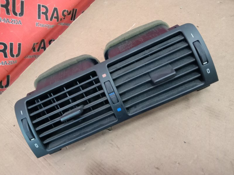 Дефлектор воздушный Bmw 3-Series E46 N46B20 2004 передний