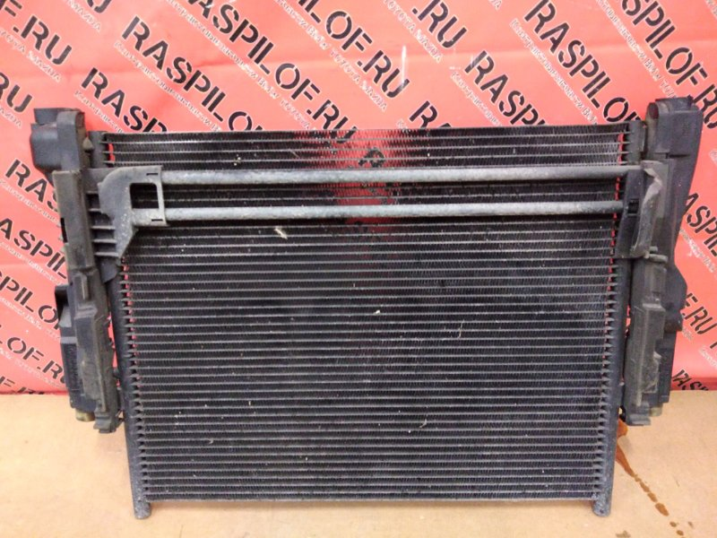 Радиатор кондиционера Bmw 3-Series E46 N46B20 2004