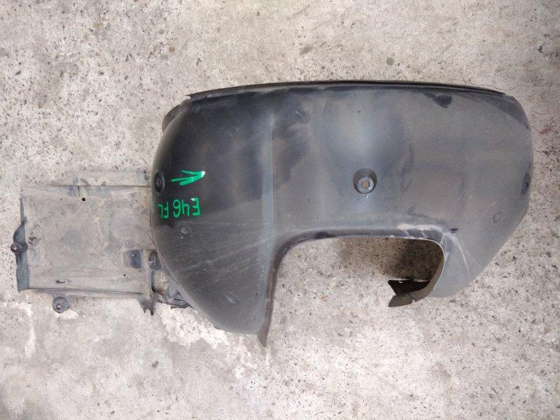 Подкрылок Bmw 3-Series E46 N46B20 2004 передний левый